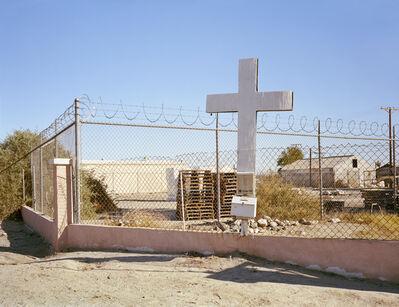 Virginia Beahan, 'Jesus es el Camino, Catholic Church in Thermal', 2015