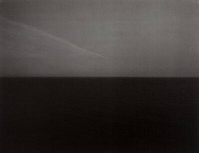 Hiroshi Sugimoto, 'Time Exposed: #338 Irish Sea Isle of Man (1990)', 1990