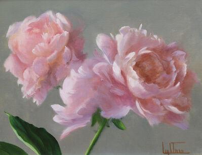 Jean Lightman, 'Rose Peonies', 2016