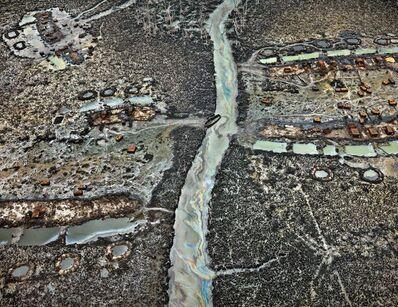Edward Burtynsky, 'Oil Bunkering #1', 2016