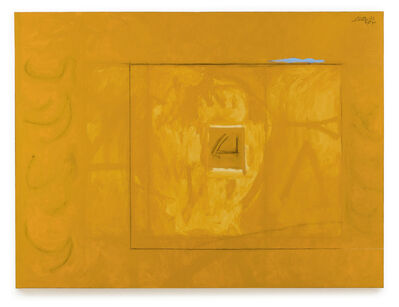 Robert Motherwell, 'The Great Wall of China No. 5', 1971-1984