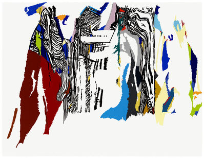 Sophia Ainslie, 'Last Touch J3', 2016
