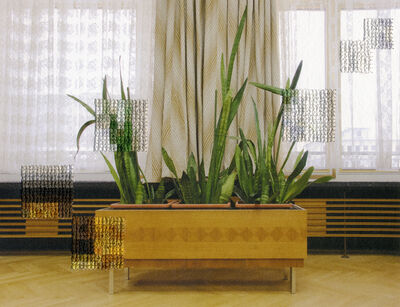 Diane Meyer, 'Plants, Former Offices of the State Secret Police', 2012-2017