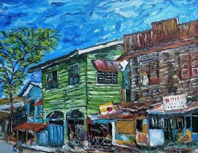 Jose Mari Picornell, 'Calle Norte America', 2021