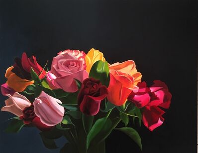 Bruce Cohen, 'Untitled, roses', 2019