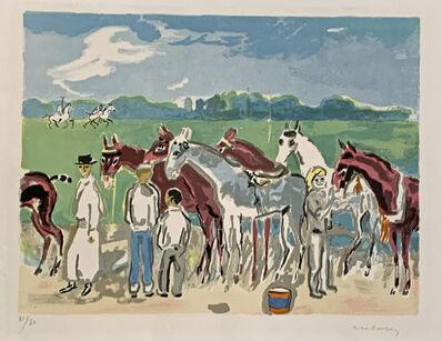 Kees van Dongen, 'Polo', 1957