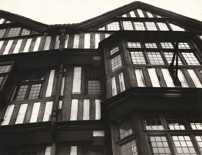 Evelyn Hofer, 'London House Pre 1666 Fire', 1960/1960