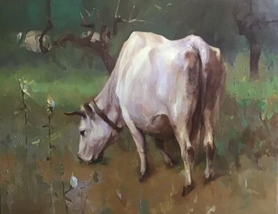 Paul Rahilly, 'Young Italian Cow', 2001