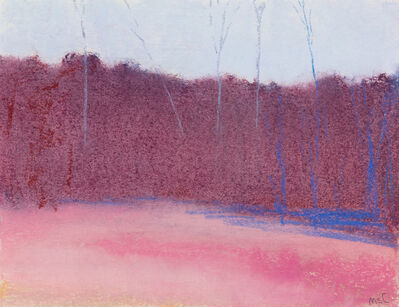 John McCarthy, 'Dawn with Hoarfrost', 1998