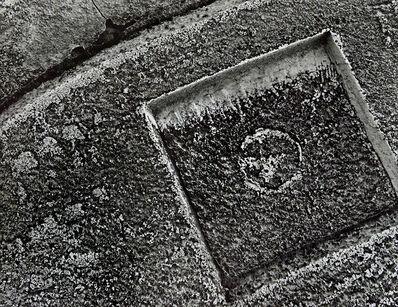 Aaron Siskind, 'Terracotta (I11) 6', 1961