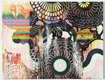 Christine Streuli, 'armour', 2015