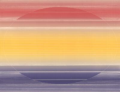 Edward Clark (1926-2019), 'Yucatan Series ', 1977