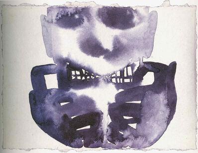 Francesco Clemente, 'Evening raga #31', 1992