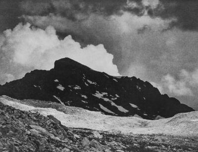 Ansel Adams, 'The Black Giant, Muir Pass', 1939