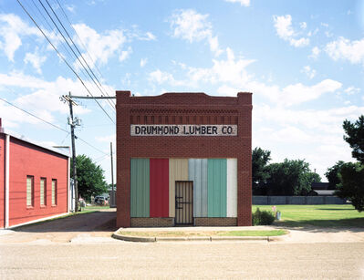 Peter Brown, 'North Texas: Drummond Lumber, Co, Paducah, TX', 2010