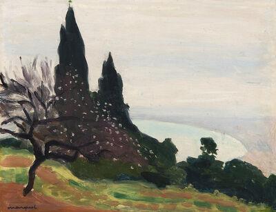 Albert Marquet, 'Brume sur la baie d'Alger', 1924