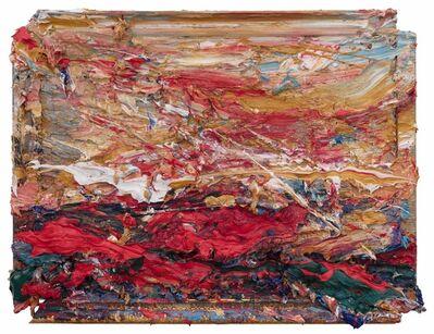 Shanchuan Lv, 'Simulacra No.5 - Sea', 2019