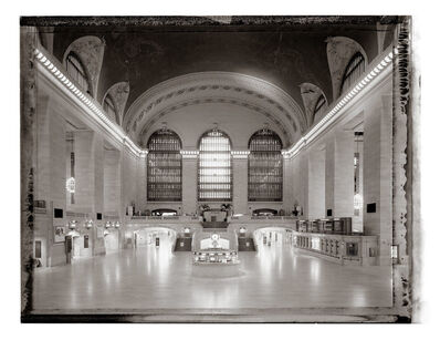Christopher Thomas, 'Grand Central Terminal II', 2001