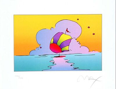 Peter Max, 'Protect our Future Ver II', 2002