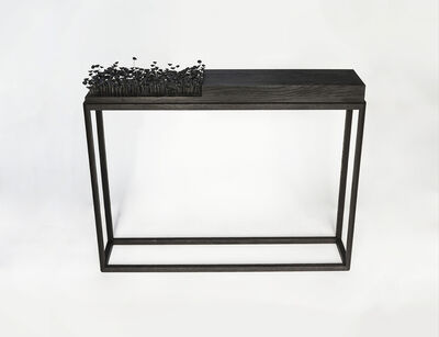 Valeria Nascimento, 'Black Drift Console Table', 2019
