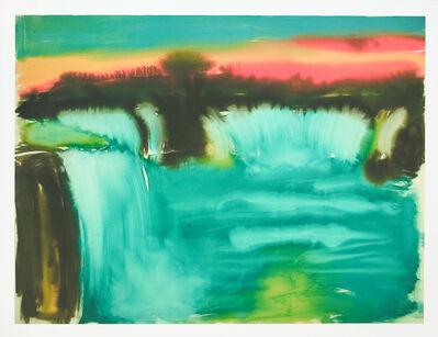 Liz Markus, 'Niagra Postcard', 2012