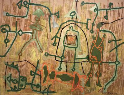 Le Trieu Dien, 'Alluvial Memories', 2012