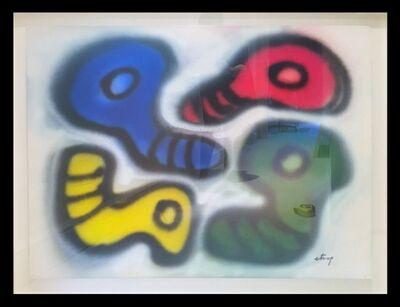 Sorel Etrog, 'Untitled', ca. 1972