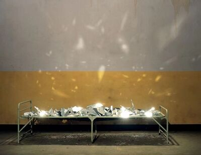 Chen Wei, 'Light of Folding Bed', 2009