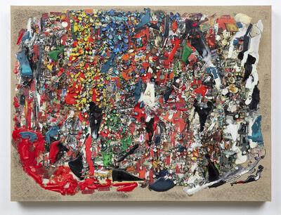 Elliott Hundley, 'Night', 2021