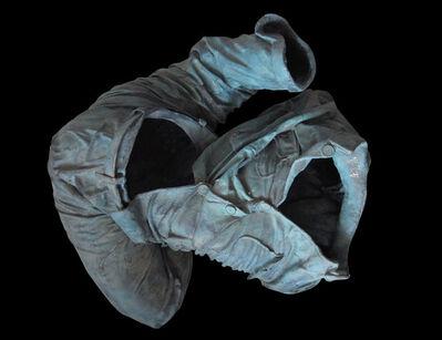 Zhan Wang 展望, 'Shell of Mao Suit 1《中山装躯壳 1》', 1993-1994