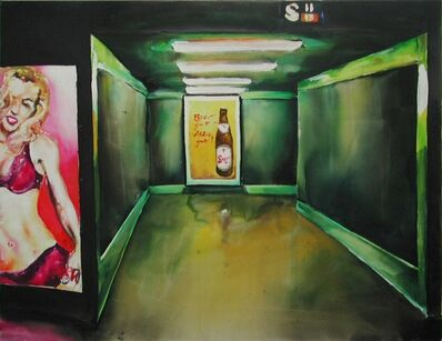 Robert Klümpen, 'Tunnel', 2003