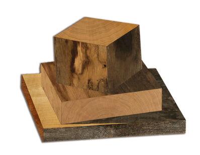 Robert Steng, 'Panel, Board, Cube', 2019