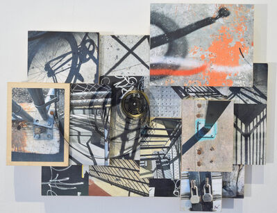 Boo Lynn Walsh, 'Vertizontal', 2016