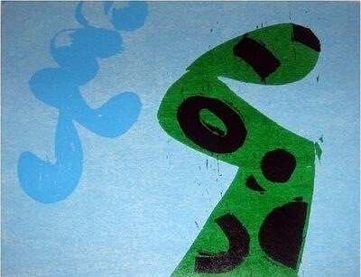 Charlie Hewitt, 'Green Sock', 2009