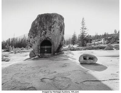 Jerry Uelsmann, 'Untitled (Yosemite)', 1989
