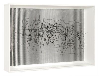 Jesús Rafael Soto, 'Vibracion', 1967