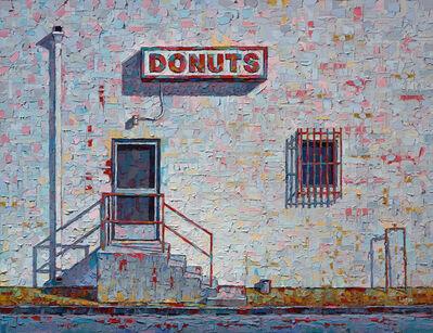 Raymond Logan, 'Donuts', 2021