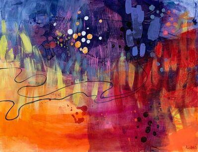 Anna Masiul-Gozdecka, 'Water and air', 2021