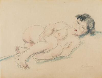 Jules Pascin, 'Le Grand Divan', 1910