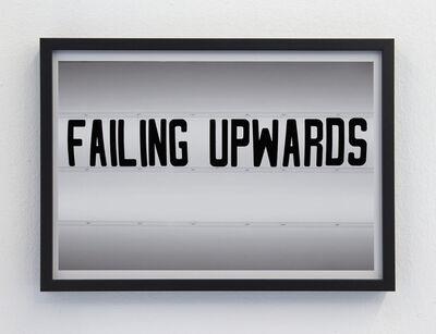 Terry Richardson, 'Failing Upwards', 2015