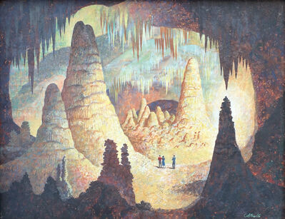 John Atherton, 'The Cavern', 1950