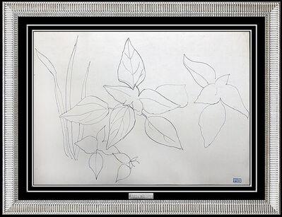 Joseph Stella, 'Fresh Blossoms', 20th Century