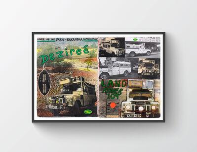 "Dan Eldon, 'Land Rover ""109""', 2017"