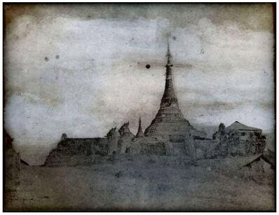 Thomas Ruff, 'tripe_05 Rangoon. Signal Pagoda.', 2018