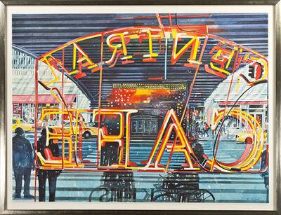Bruce McCombs, 'Central Café, N.Y.C.', 2008