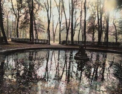 Gail Skoff, 'Pond at Versailles', 1972
