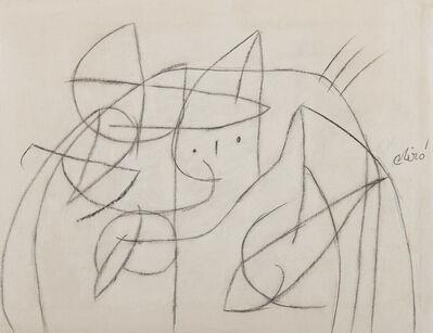 Joan Miró, 'Femme', 1976