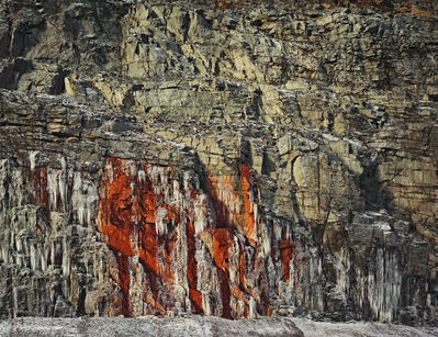 Helene Schmitz, 'Aitik Copper and Ice', 2017