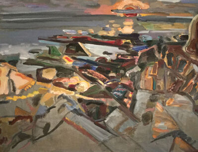 Bernard Chaet, 'Blocked Sun', 1994-1997
