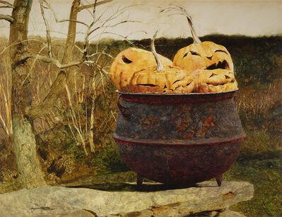 Jamie Wyeth, 'After Halloween ', 1983